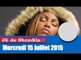 UBIZNEWS / Le JT du Showbiz du Mercredi 15 Juillet 2015 avec Princess Lover et Madonna