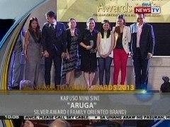SONA GMA Network umani ng parangal sa UA P Tambuli Awards 20