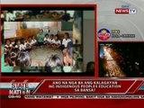 SONA: Ano nga ba ang kalagayan ng indigenous peoples education sa bansa?
