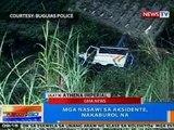 NTG: Mga nakaligtas sa aksidente sa Benguet, kakausapin ng mga otoridad para sa imbestigasyon