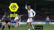But Baptiste SANTAMARIA (27ème csc) / Angers SCO - Girondins de Bordeaux - (1-1) - (SCO-GdB) / 2016-17