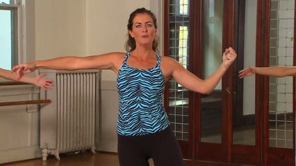 Ellen Barrett Super Fast Body Blast