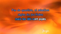 Jean-Jacques Goldman - Envole-moi KARAOKE / INSTRUMENTAL
