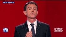 """Manuel Valls : """"Il faut savoir où commence l'Europe et où elle se termine"""""""