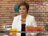 KB: Panayam kay Jonathan Morales kaugnay sa isyu sa PDEA