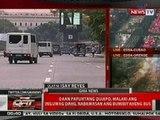 QRT: Daan papuntang Quiapo, malaki ang iniluwag dahil nabawasan ang mga bus