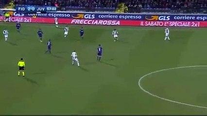 Gonzalo Higuain Goal HD - Fiorentina 2-1 Juventus 15.01.2017 HD