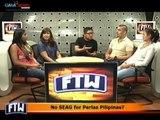 FTW: No SEAG for Perlas Pilipinas?