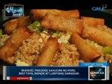 Saksi: Midnight Snack: Budbod, Pinoy version ng rice toppings ng China
