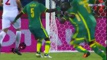 ملخص مباراة تونس والسنغال 0-2 شاشة كاملة ( كاس امم افريقيا 2017 ) HD