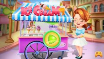Ice Cream 2 Frozen Desserts - Android gameplay Maker Labs Inc Movie apps free kids best