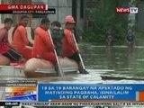 NTG: 18 sa 19 barangay na apektado ng pagbaha sa Dagupan, isinailalim sa state of calamity