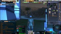 Entropia Universe :Opening of 5 strongboxes