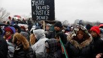 EUA: Ativistas dos direitos civis protestam contra Donald Trump
