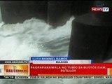 BT: Pagpapakawala ng tubig sa Bustos Dam sa Bulacan, patuloy