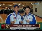 24 Oras: Dalawang Pinoy, wagi sa international powerlifting competition