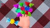 Pom Pom Finger Family Cake Pop Pom Pom Family