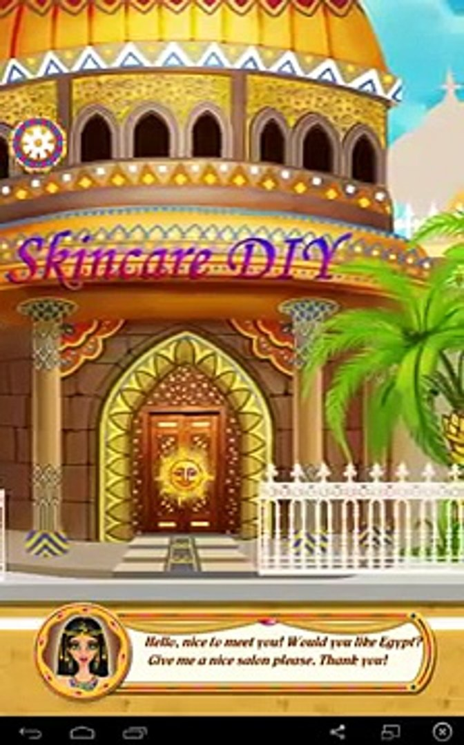 Egypt Princess Salon for Android GamePlay