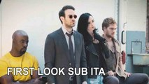 The Defenders First Look At Marvel Mashup   Cover Shoot   Entertainment Weekly - SUB ITA