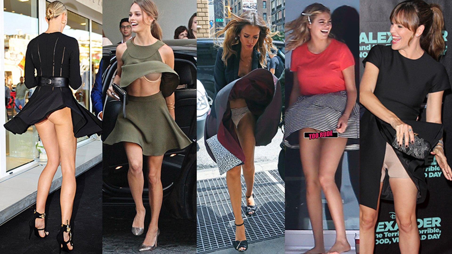 Wardrobe malfunction worst 10 Shocking