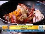 Unang Hirit: Kitchen Hirit: Katakam-takam na tamis-anghang: Sweet Chili Alimasag with Kalabasa