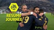 Résumé de la 20ème journée - Ligue 1 / 2016-17