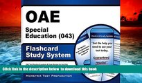 BEST PDF  OAE Special Education (043) Flashcard Study System: OAE Test Practice Questions   Exam