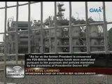 24 Oras: Kampo ni arroyo, iginiit na tama at legal ang paraan ng paggamit nila ng Malampaya Fund