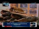 Saksi: Midnight Snack: Tinapa, pini-preserve sa pamamagitan ng pagpapausok