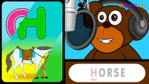 A for Apple Phonic Song | A for Apple Nursery Rhymes for Children
