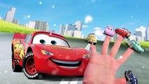 Spanish CARS Finger Family Cartoon Animation Nursery Rhyme
