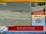 UB: Bagyong Santi, inaasahang magla-landfall sa Aurora