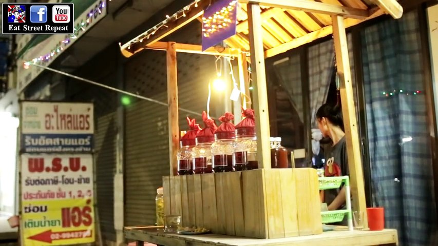 ฝรั่ง vs ยาดอง (Thai whisky กินยาดองร้อนท้อง...?)•• EAT IT ALL Ep.01••
