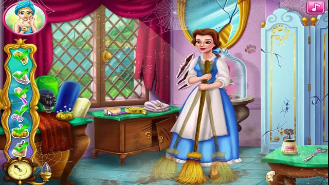 Belle Tailor for Beast - Beauty and The Beast Games For Kids