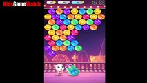 My Talking Angela Gameplay My Talking Angela Bubble Shooter game Brick Breaker game