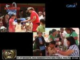 24Oras: Mga nasalanta ng lindol sa Bohol, natulungan ng Operation Bayanihan at medical mission