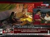 QRT: Mga ina at kanilang sanggol, inaaruga sa Nanay Bayanihan Booth