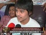 24 Oras: Pacquiao-Rios, tinutukan ng mga anak at pamilya ni Pacman