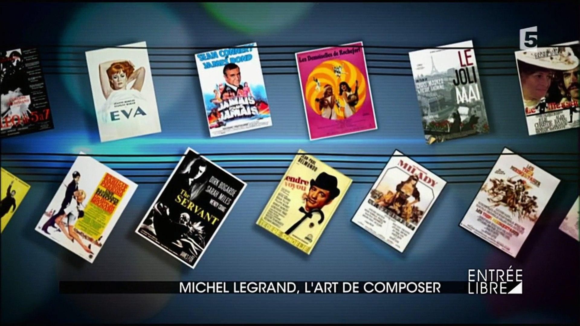 Michel Legrand, l'art de composer