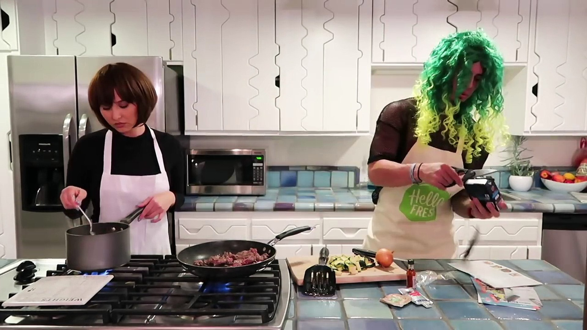 YOUR FAVORITE COOKING SHOW!!! (Comedy)