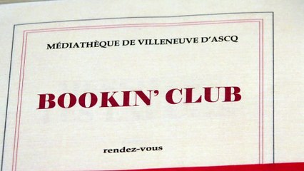 Bookin' Club - Villeneuve d'Ascq