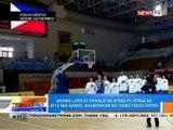 NTG: Unang laro at panalo ng Sinag Pilipinas sa 2013 Sea Games, nasaksihan ng isang Youscooper