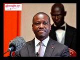 Cotonou: extrait audio de la conférence de presse de Guillaume Kigbafori Soro