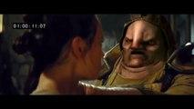 Scène Coupée Star Wars VII : Chewbacca arrache le bras d'Unkar Plutt