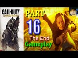 Call of Duty Advanced Warfare Walkthrough Gameplay Part 16 The End Finally Lets Play