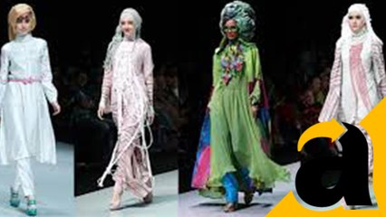 Opening Ceremony Muslim Fashion Festival 2016