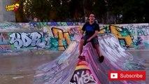 Painful Skateboarding Fails Compilation - June 2015
