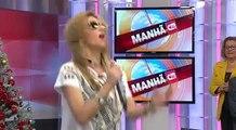 Sergio garante que Maria Leal pagou por companhia  Maria Leal canta 'Ladies Night' na CMTV