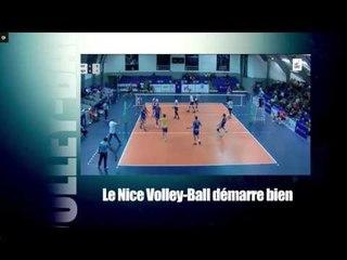 2015 10 23 Résumé Match Nice-St Quentin (Azur TV Nice)