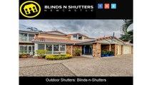 Outdoor Shutters: Blinds-n-Shutters